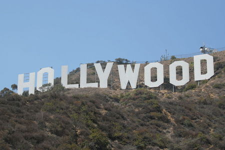 Which was the very first film made in Hollywood?
