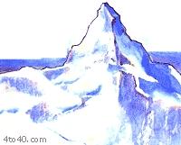 Where can you find the Matterhorn?