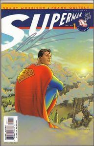 Secret identity of Superman