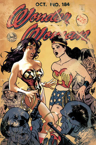 Wonder Woman secret identity:
