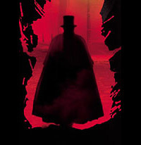Which 80s movie was about a professor who chases Jack the Ripper from Victorian England into present dia America?
