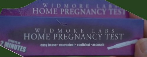 Which of the following characters never took a pregnancy test (as far as we know) from this company?