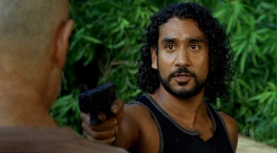 How many people did Sayid kill, as far as we know it, while he was off the island?