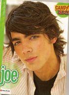 Was Joe in Camp Rock?