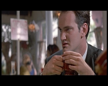 What character does Quentin Tarantino play?