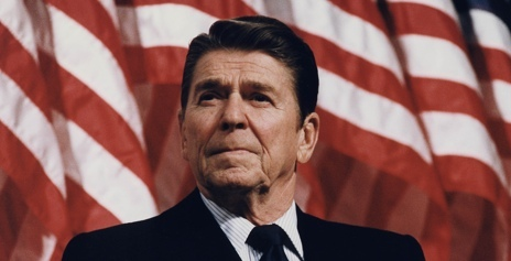 "In 1984, United States President Ronald Reagan declared this month ""National Ice Cream Month""."