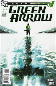 Green Arrow secret identity