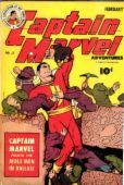 What city does Captain Marvel lives in