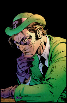 The Riddler real name