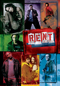 Who directed the movie 'Rent'?