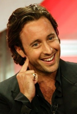 Alex O Loughlin sexy wallpapers