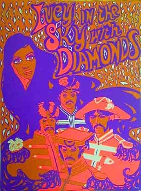 Lucy in the Sky with Diamonds – Beatles