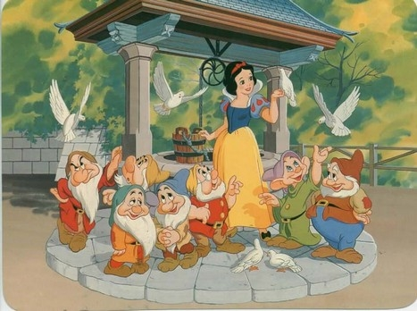 Which song was inspired, musically, from a song in Snow White and the Seven Dwarfs?