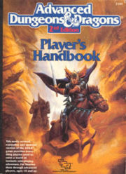 When was AD&D 2nd edition first published?