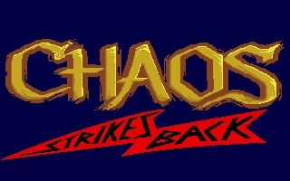 In Chaos Strikes Back, if you took damage from a fireball, in which class did you gain experience?