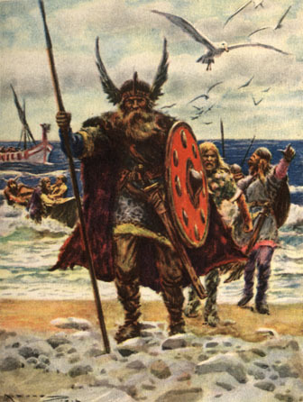 The Viking Period spanned roughly: