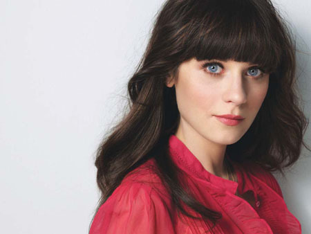 What is Zooey&#39;s middle name?