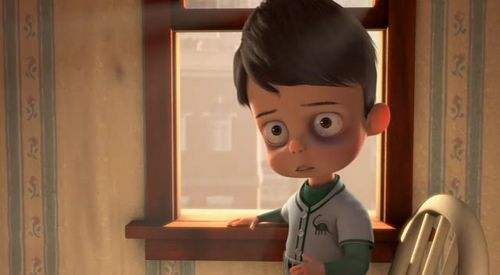 michael meet the robinsons