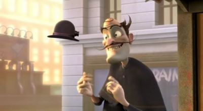 What is the name of bowler Hat Guy's bowler hat?