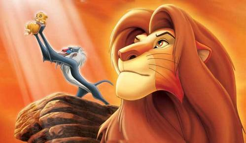 When was The Lion King I released in theatres?
