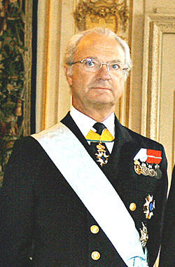 Name this member of the Swedish royalty: