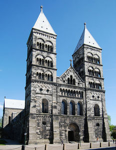 In which Swedish city can Ты find this famous Cathedral?