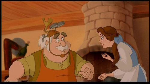 """GIVE THE MOVIE RESPONSE: """"What about that Gaston? He's a handsome fellow."""""""
