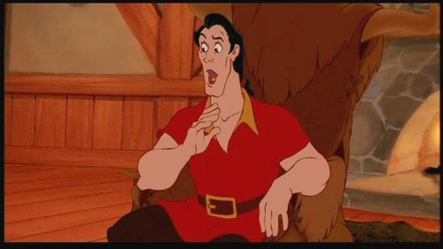 """GIVE THE MOVIE RESPONSE: """"Who's got Belle locked in a dungeon?"""""""