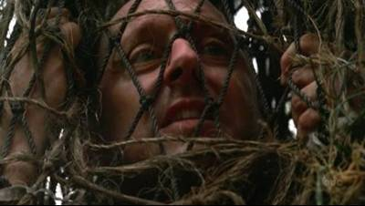 Who was the first castaway from 815 to see Ben Linus?