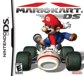 In Mario Kart DS, which of these characters is available in download play only?