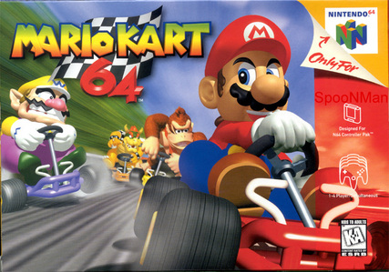 Which of these items makes their debut in Mario Kart 64?