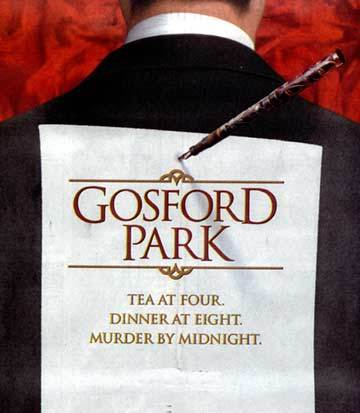 Which of these great actresses did not appear in Gosford Park?