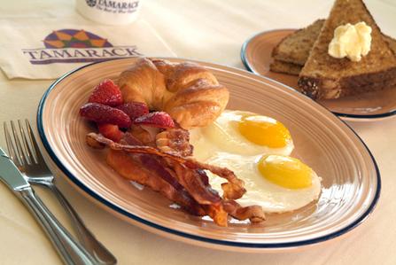 FOR THE DIE-HARD FAN: What is Darrin's favourite breakfast?