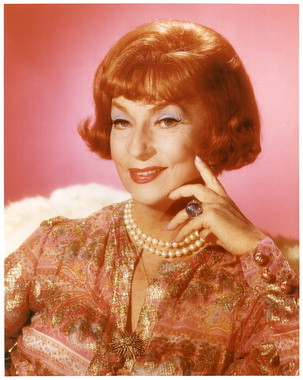 FOR THE DIE-HARD FAN: What was Agnes Moorehead's favourite colour (almost to an obsession)?