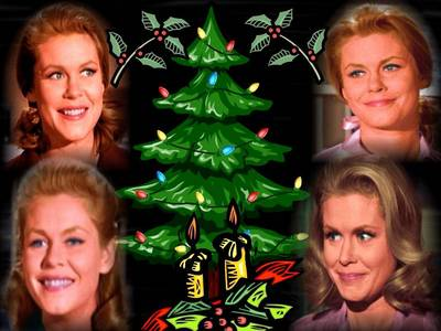 Bewitched made four Christmas episodes.