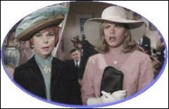 When either making a promise or trying to convince Samantha that she was telling the truth,what two words did Endora use?