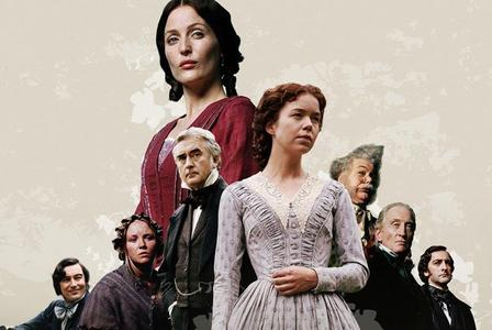 Which of these attrici from Bleak House has NOT appeared in an Austen-related film?