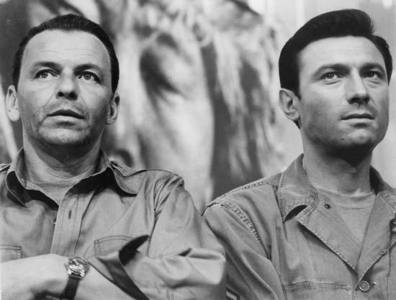 """In """"The Manchurian Candidate"""", Maj. Bennett Marco (Frank Sinatra) and Raymond Shaw (Laurence Harvey) were POWs during which war?"""