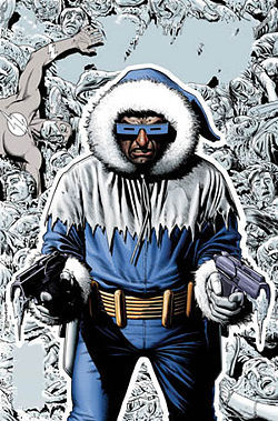 Captain Cold is a ________