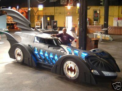 Match the Batmobile