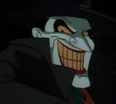 Who voiced The Joker in Batman: The Animated Series?