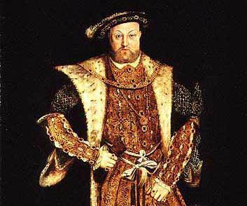 King Henry VIII never passed on the crown to his son. Which of the following pairs of actors have NOT played King and their respective prince?