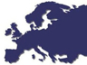 According to Fanpop's Media Kit, what percentage of fanpop users come from Europe? (July '08)