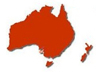 According to Fanpop's Media Kit, what percentage of fanpop users come from Australia & New Zealand? (July '08)
