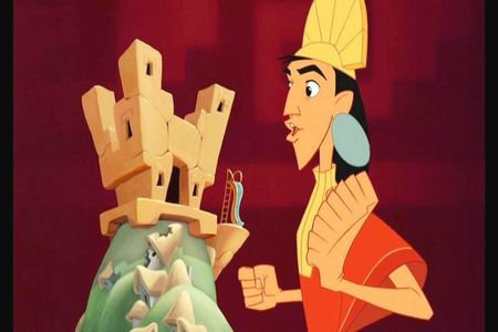 NAME THE OBJECT: What is Emperor Kuzco's ultimate summer getaway called?