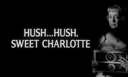 In the 1964 movie Hush...Hush, Sweet Charlotte who sang the title song at the end of the movie?