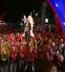Eurovision 2008: Where is this person from?