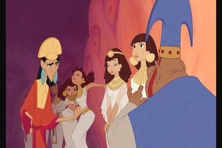 What is not something that Kuzco says about his potential brides?