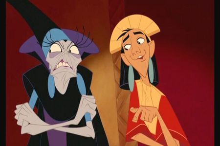 What is NOT a phrase Kuzco uses to fire Yzma?