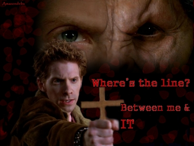 How did Oz become a werewolf? - The Buffy the Vampire Slayer
